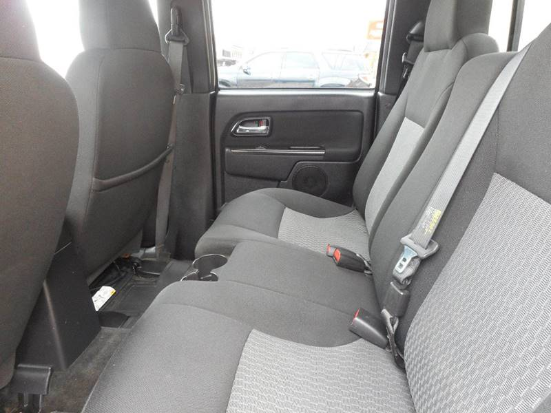 2008 Chevrolet Colorado 4x4 LT Crew Cab 4dr - Milford NE