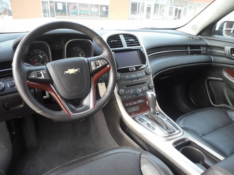 2013 Chevrolet Malibu LTZ 4dr Sedan w/1LZ - Milford NE