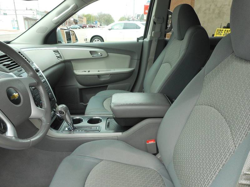2012 Chevrolet Traverse AWD LT 4dr SUV w/ 2LT - Milford NE