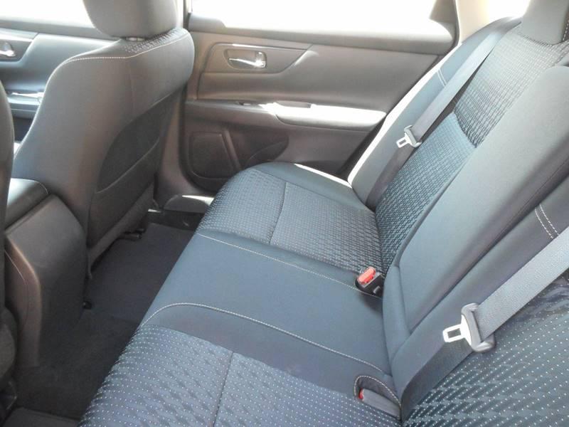 2016 Nissan Altima 2.5 S 4dr Sedan - Milford NE