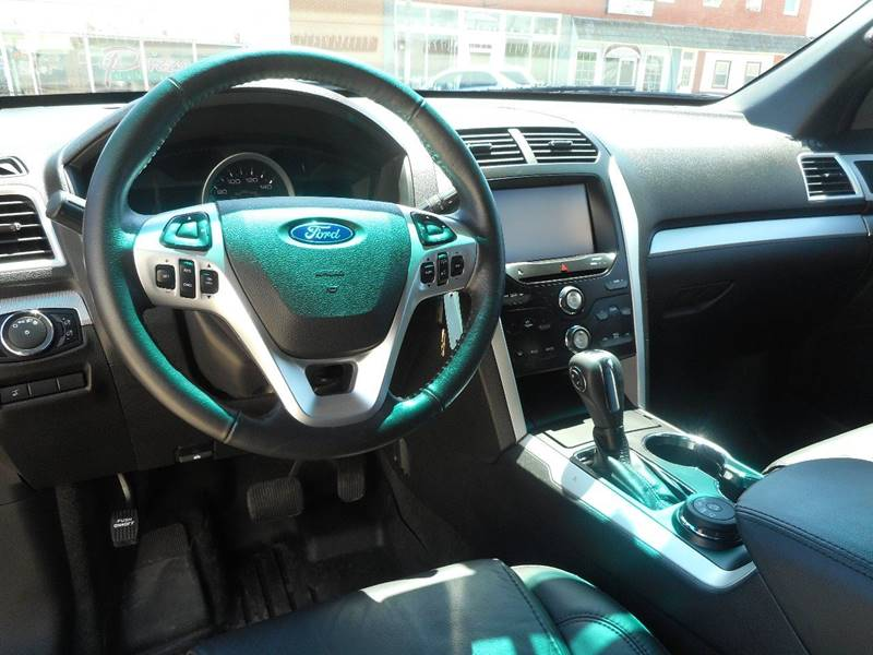 2014 Ford Explorer AWD XLT 4dr SUV - Milford NE