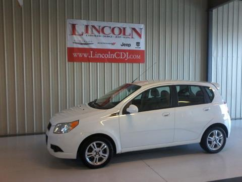 2011 Chevrolet Aveo for sale in Lincoln, IL