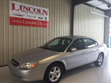 2000 Ford Taurus for sale in Lincoln, IL