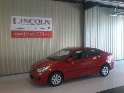 2015 Hyundai Accent for sale in Lincoln, IL