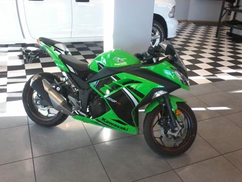 2014 Kawasaki Ninja 300 for sale in Lincoln, IL