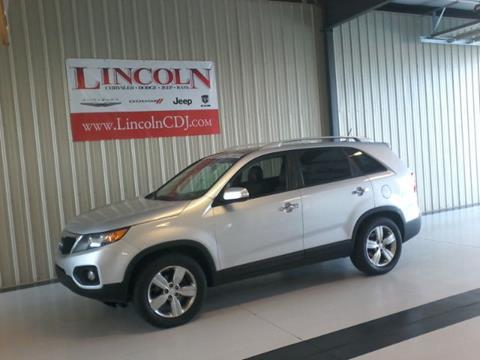 2013 Kia Sorento for sale in Lincoln, IL