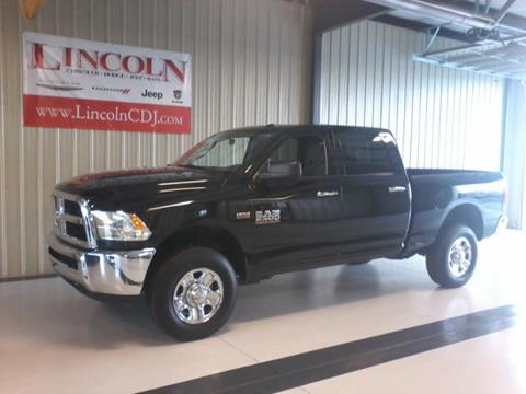 2017 RAM Ram Pickup 2500 for sale in Lincoln, IL