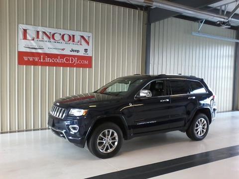 2014 Jeep Grand Cherokee for sale in Lincoln, IL