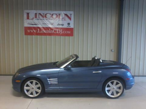 2006 Chrysler Crossfire for sale in Lincoln, IL