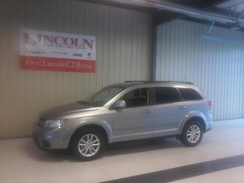 2016 Dodge Journey for sale in Lincoln, IL