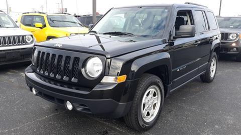 2017 Jeep Patriot for sale in Lincoln, IL