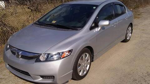 2010 Honda Civic for sale in Goldsboro, NC