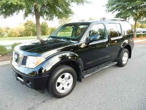 2006 Nissan Pathfinder for sale in Norfolk, VA