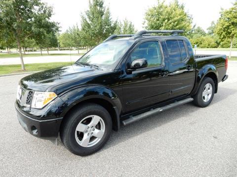 2007 Nissan Frontier for sale in Norfolk, VA