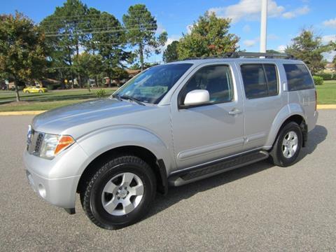2006 Nissan Pathfinder for sale in Norfolk VA