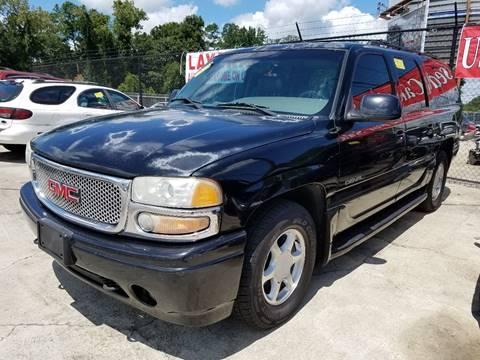2001 GMC Yukon XL for sale in Decatur, GA