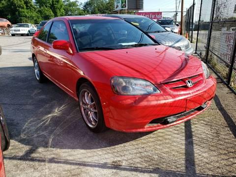 2002 Honda Civic for sale in Decatur, GA