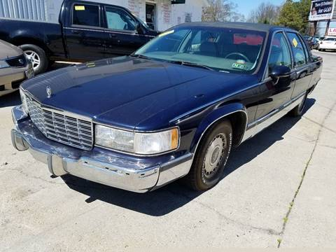 1994 Cadillac Fleetwood for sale in Decatur, GA