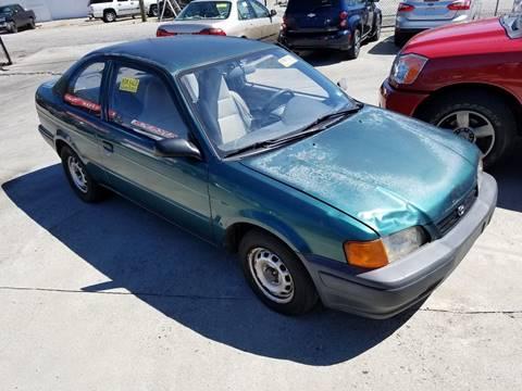 1996 Toyota Tercel for sale in Decatur, GA