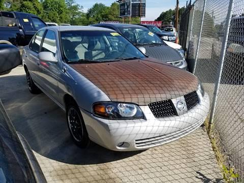 2004 Nissan Sentra for sale in Decatur, GA