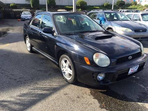2002 Subaru Impreza for sale in Everett, WA