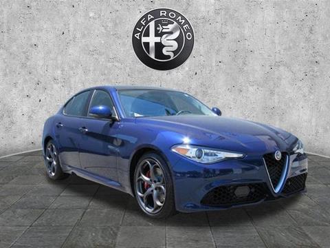2017 Alfa Romeo Giulia for sale in Greensboro, NC