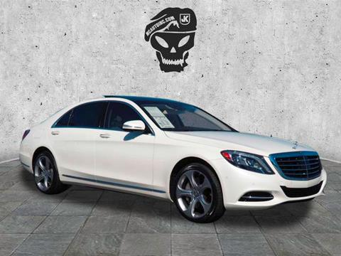 2015 Mercedes-Benz S-Class for sale in Greensboro, NC
