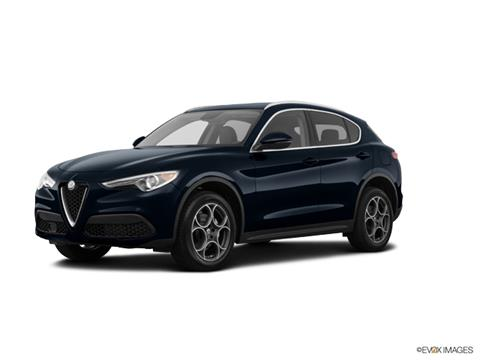 2019 Alfa Romeo Stelvio for sale in Greensboro, NC