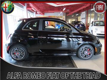 2017 FIAT 500 for sale in Greensboro, NC