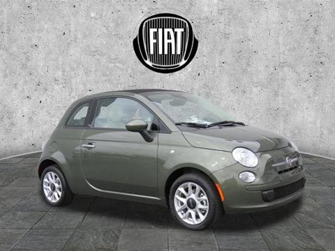 2017 FIAT 500c for sale in Greensboro, NC
