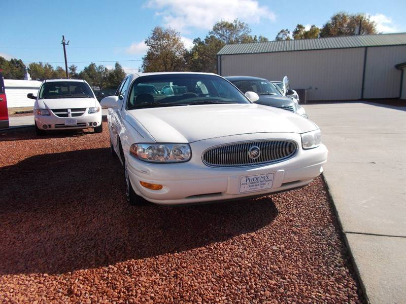 2003 Buick Lesabre Custom 4dr Sedan In Lexington Nc