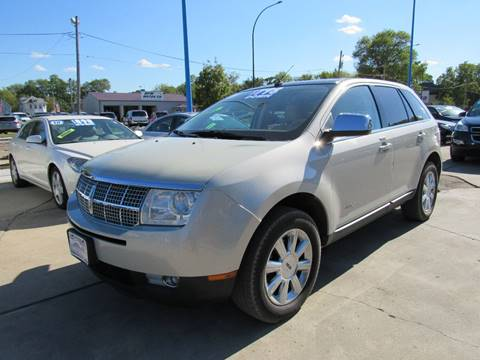 2007 Lincoln MKX for sale in Waterloo, IA