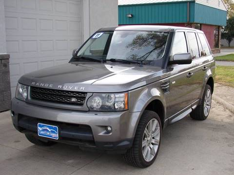 2011 Land Rover Range Rover Sport for sale in Waterloo, IA