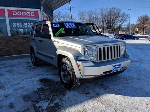 2009 Jeep Liberty for sale in Waterloo, IA