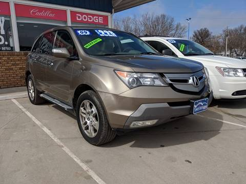 2009 Acura MDX for sale in Waterloo, IA