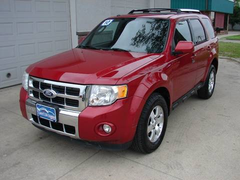 2010 Ford Escape for sale in Waterloo, IA
