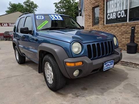 2003 Jeep Liberty for sale in Waterloo, IA