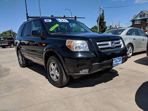 2007 Honda Pilot for sale in Waterloo, IA