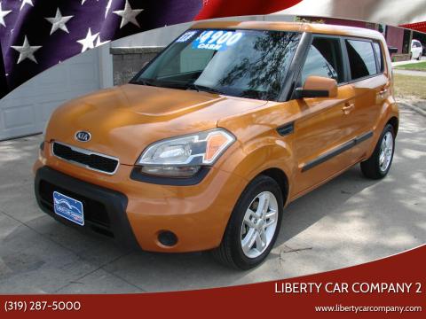 2011 Kia Soul for sale at Liberty Car Company - II in Waterloo IA