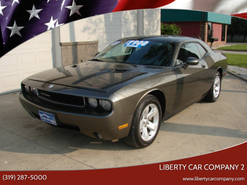 2010 Dodge Challenger for sale at Liberty Car Company - II in Waterloo IA