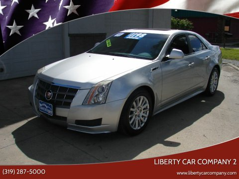 2011 Cadillac CTS for sale at Liberty Car Company - II in Waterloo IA
