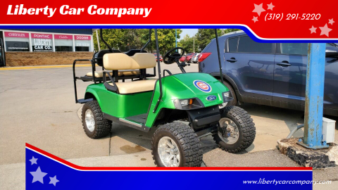 2007 E-Z-GO Golf cart for sale at Liberty Car Company in Waterloo IA