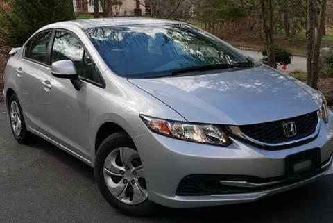 2013 Honda Civic for sale in Rockaway, NJ