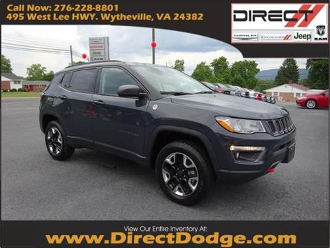 2017 Jeep Compass for sale in Wytheville, VA