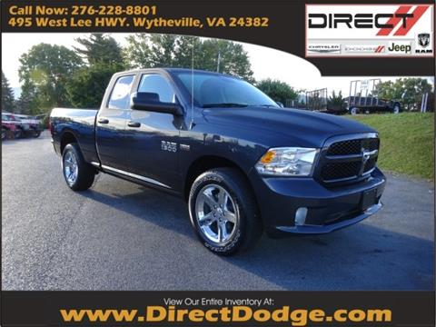 2018 RAM Ram Pickup 1500 for sale in Wytheville, VA