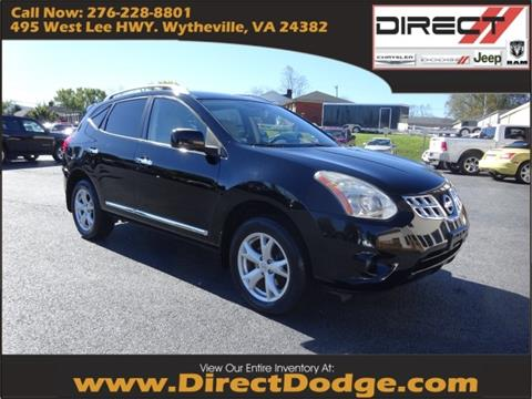 2011 Nissan Rogue for sale in Wytheville, VA