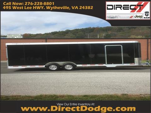 2018 Featherlite 4926 24 for sale in Wytheville, VA