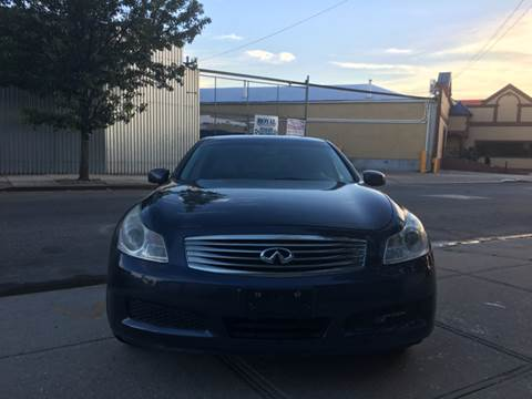 2007 Infiniti G35 for sale in Hollis, NY
