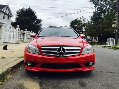 2008 Mercedes-Benz C-Class for sale in Hollis, NY