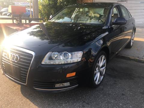 2009 Audi A6 for sale in Hollis, NY
